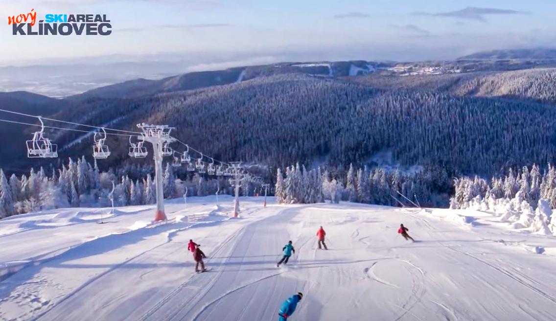 Ski areál Klínovec HP