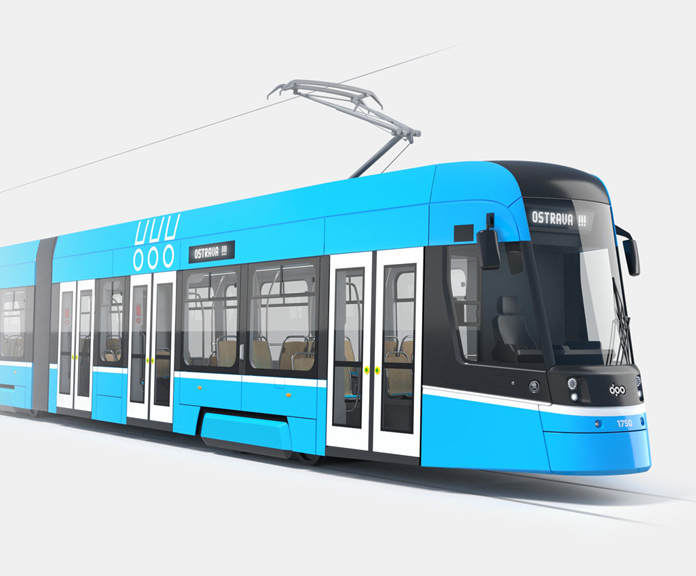 Tramvaje Ostrava UB2